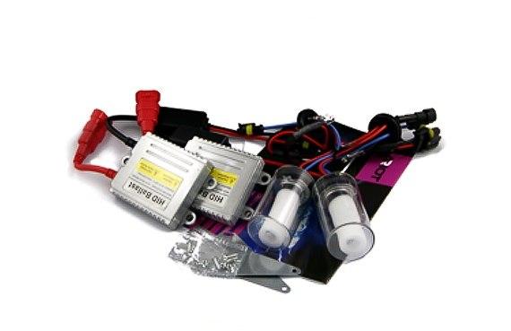 Zestaw HID Xenon UltraSlim AC H7 6000K - GRUBYGARAGE - Sklep Tuningowy